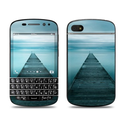 BlackBerry Q10 Skin - Evening Stillness