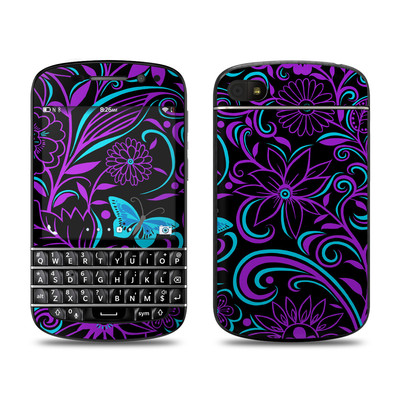 BlackBerry Q10 Skin - Fascinating Surprise