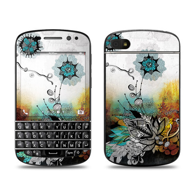BlackBerry Q10 Skin - Frozen Dreams