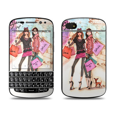 BlackBerry Q10 Skin - Gallaria