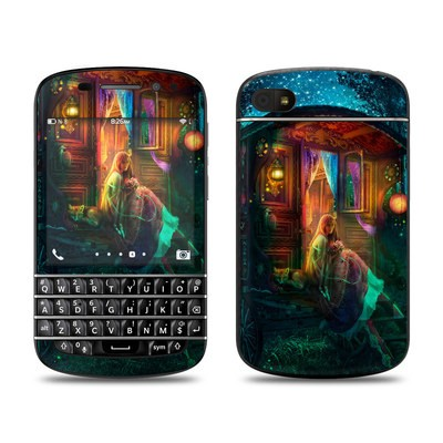 BlackBerry Q10 Skin - Gypsy Firefly
