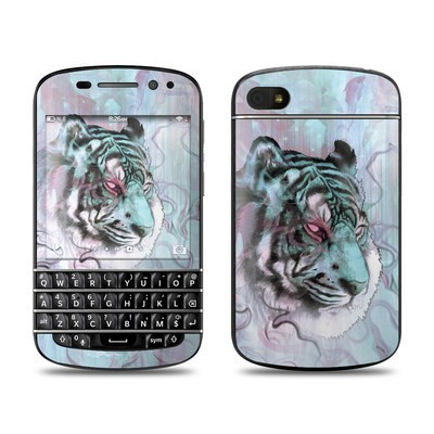 BlackBerry Q10 Skin - Illusive by Nature