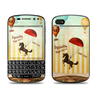 BlackBerry Q10 Skin - Impossible