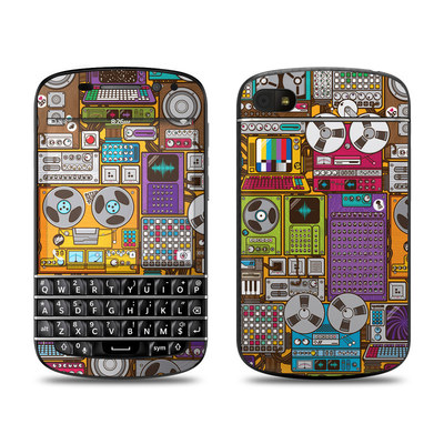 BlackBerry Q10 Skin - In My Pocket