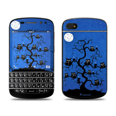 BlackBerry Q10 Skin - Internet Cafe