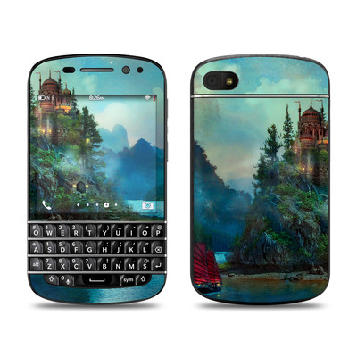 BlackBerry Q10 Skin - Journey's End