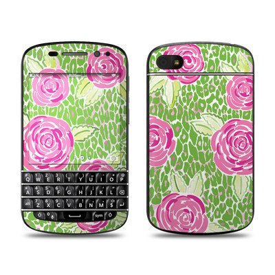BlackBerry Q10 Skin - Mia