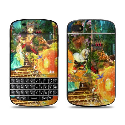BlackBerry Q10 Skin - Midnight Fairytale