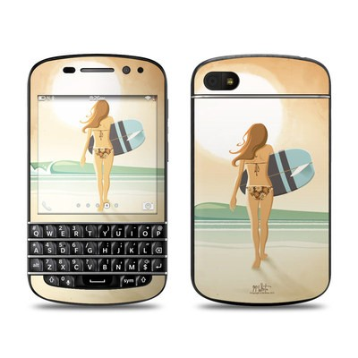 BlackBerry Q10 Skin - Morning Ease
