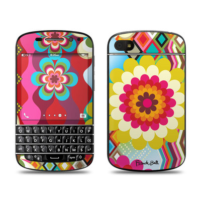 BlackBerry Q10 Skin - Mosaic