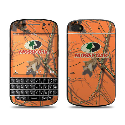 BlackBerry Q10 Skin - Break-Up Lifestyles Autumn