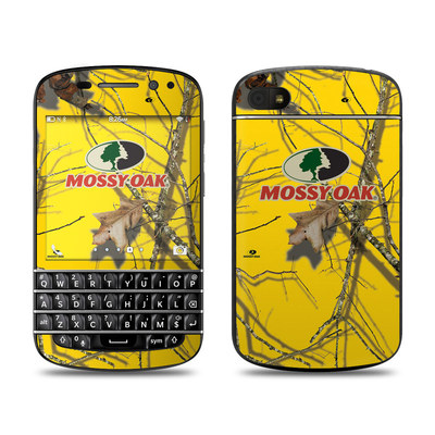 BlackBerry Q10 Skin - Break-Up Lifestyles Cornstalk