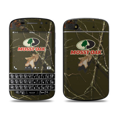 BlackBerry Q10 Skin - Break-Up Lifestyles Dirt