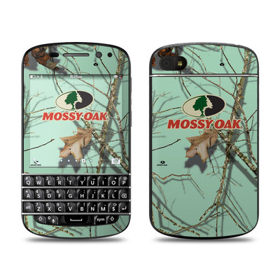 BlackBerry Q10 Skin - Break-Up Lifestyles Equinox