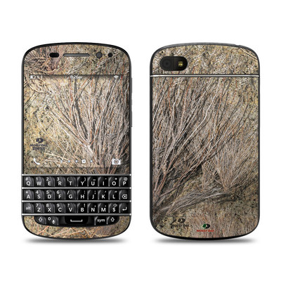 BlackBerry Q10 Skin - Brush