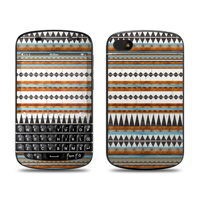 BlackBerry Q10 Skin - Navajo