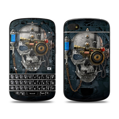 BlackBerry Q10 Skin - Necronaut