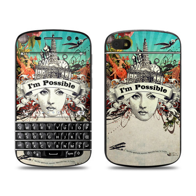 BlackBerry Q10 Skin - Possible