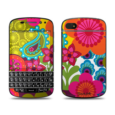 BlackBerry Q10 Skin - Raj