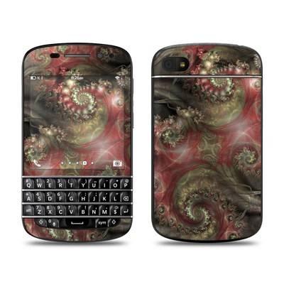 BlackBerry Q10 Skin - Reaching Out