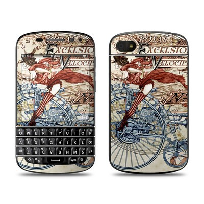 BlackBerry Q10 Skin - Royal Excelsior
