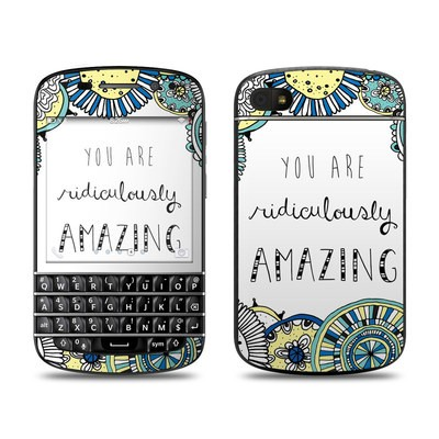 BlackBerry Q10 Skin - You Are Ridic