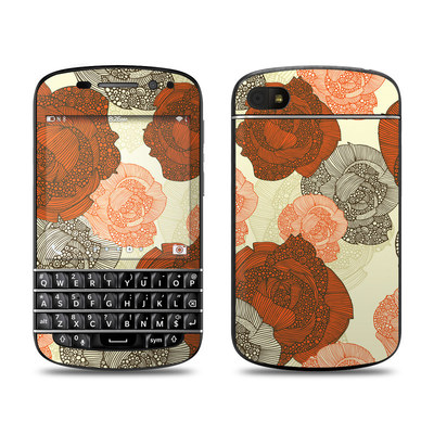 BlackBerry Q10 Skin - Roses