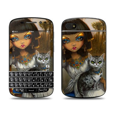 BlackBerry Q10 Skin - Sanura