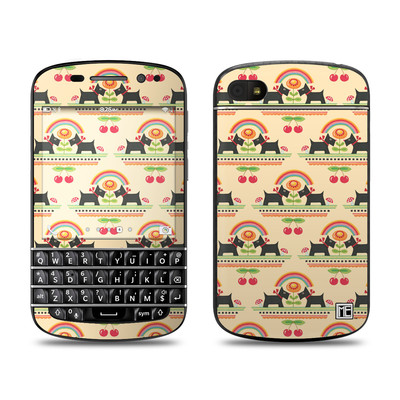 BlackBerry Q10 Skin - Scotties