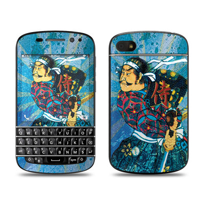BlackBerry Q10 Skin - Samurai Honor