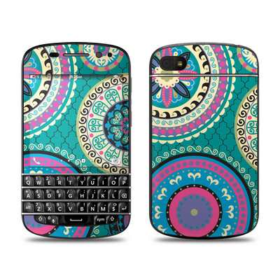 BlackBerry Q10 Skin - Silk Road