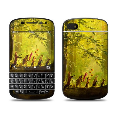 BlackBerry Q10 Skin - Secret Parade