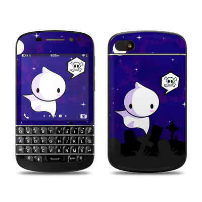 BlackBerry Q10 Skin - Spectre