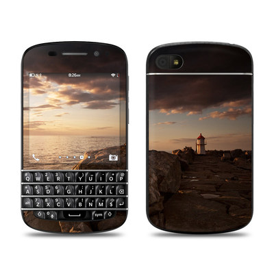 BlackBerry Q10 Skin - Sunset Beacon