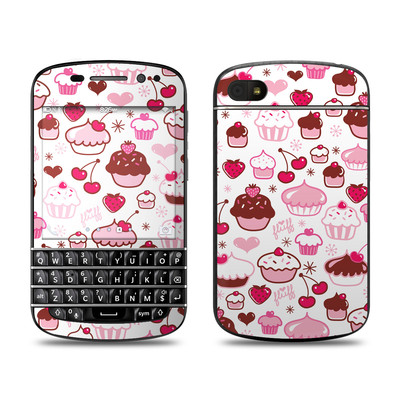 BlackBerry Q10 Skin - Sweet Shoppe