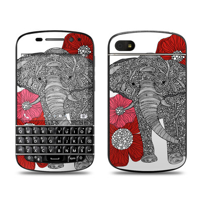 BlackBerry Q10 Skin - The Elephant