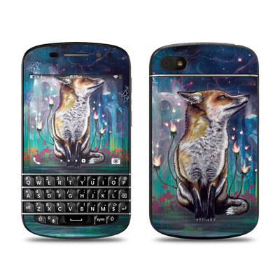 BlackBerry Q10 Skin - There is a Light
