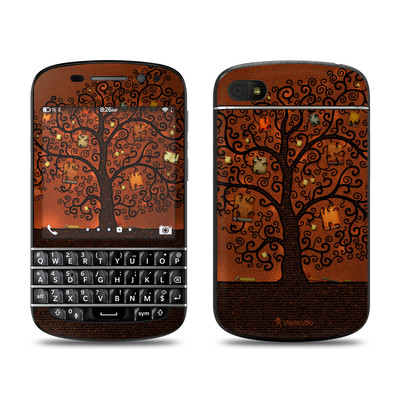 BlackBerry Q10 Skin - Tree Of Books