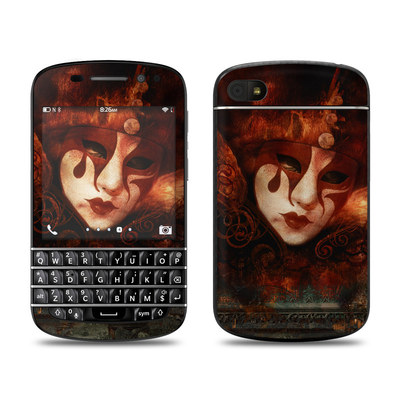 BlackBerry Q10 Skin - To Rise Above