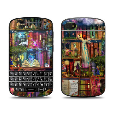 BlackBerry Q10 Skin - Treasure Hunt