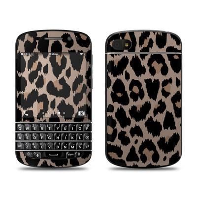BlackBerry Q10 Skin - Untamed