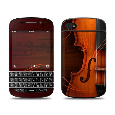 BlackBerry Q10 Skin - Violin