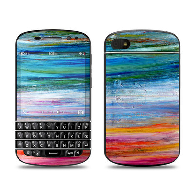 BlackBerry Q10 Skin - Waterfall