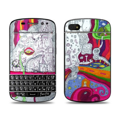 BlackBerry Q10 Skin - In Your Dreams