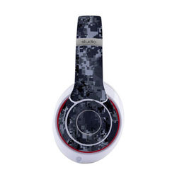 Beats by Dre Studio 2013 Skin - Digital Navy Camo
