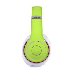 Beats by Dre Studio 2013 Skin - Solid State Lime