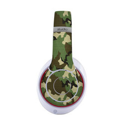 Beats by Dre Studio 2013 Skin - Woodland Camo