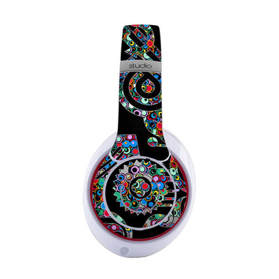 Beats by Dre Studio 2013 Skin - Circle Madness