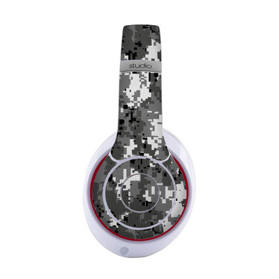 Beats by Dre Studio 2013 Skin - Digital Urban Camo