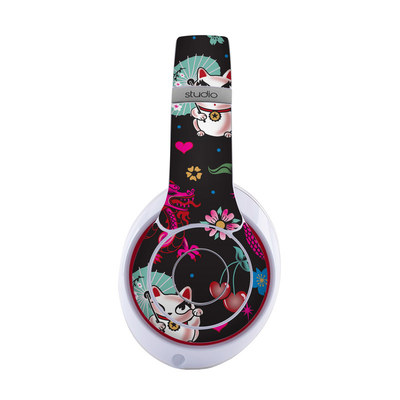 Beats by Dre Studio 2013 Skin - Geisha Kitty